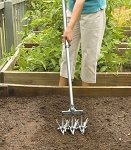 Yard Butler Long Handle Cultivator