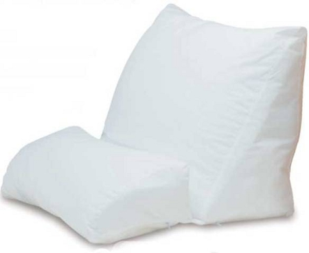 Contour Wedge Flip Pillow Soft Pillow Wedge