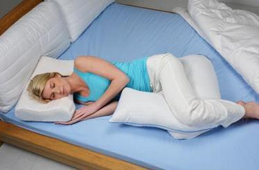 Contour Side Sleeper L Pillow Supports The Upper Or