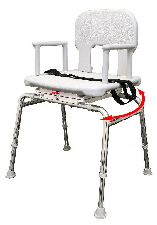 Superieur Heavy Duty Swivel Shower Chair