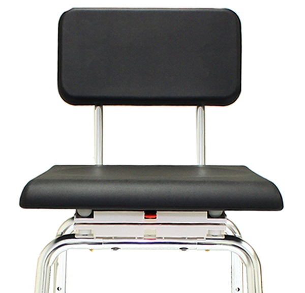 Snap N Save Swivel Padded Shower Chair