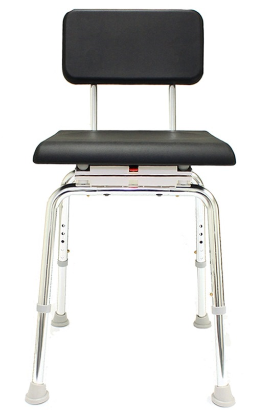 shower bariatric seat fixed soft ssde model deluxe with arms elongated chair
