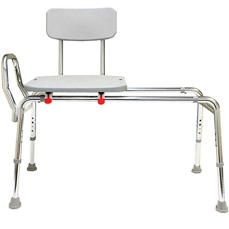 Snap-N-Save Long Sliding Transfer Bench - Discontinued