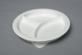 Freedom-Dinnerware-Divided-Plate-with-Base