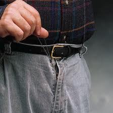 Clear Zipper Pull