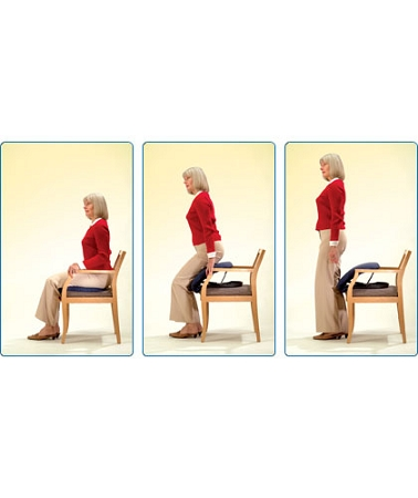 up easy lifting seat cushion assistive standing device helps