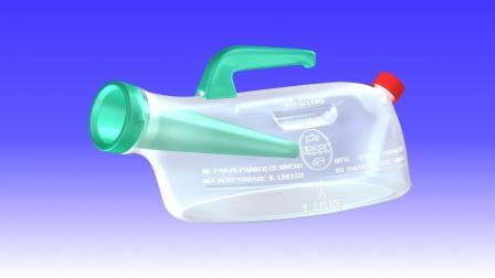 Ursec No Spill Male Urinal Bottle Spill Proof Urinal
