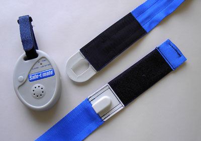 Safe T Mate Personal Alarm Seat Belt Wheelchair Lap