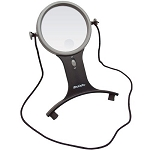 UltraOptix Hands Free LED Lighted 2.5X Magnifier