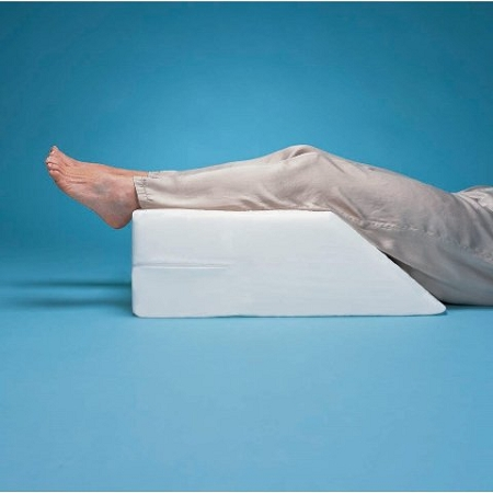 Elevated Leg Rest Pillow Positioning Wedge For Arthritic