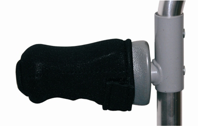 Synergel Gel ForeArm Crutch Handle Covers