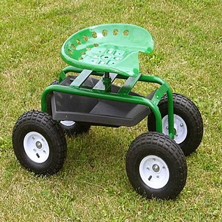 Wonderful Garden Seat Caddy