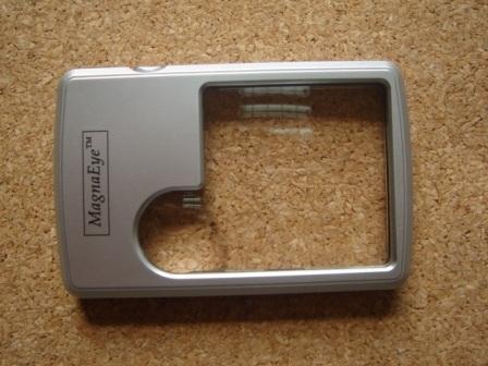 Magna Eye LED Pocket Magnifier - Discontinued