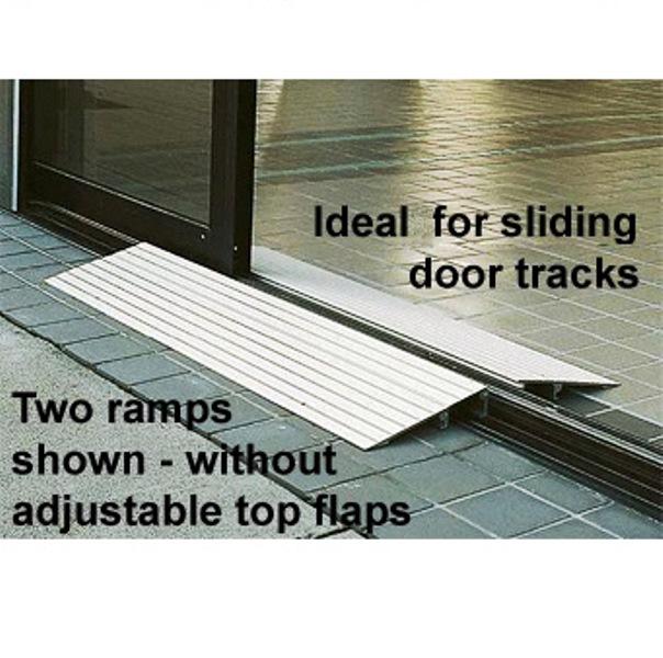 & EZ Access Threshold Ramp 1.5 inch :: modular aluminum ramp