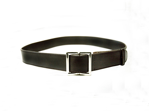 Adult Brown Myself Belts - Discontinued