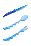 Eurodib Lightweight Utensils Set of 3