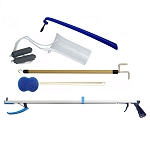 Econo Hip Kit with KE Deluxe Reacher 27 inch