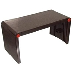 Back Relax Folding Footrest - Discontinued