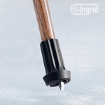 INGRID Retractable Ice Spike Tip for Canes or Crutches - Medium