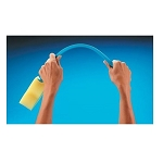 Flexible Long Bathing Sponges :: Round or Contoured