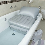 Bathing Cushion Bath Lift by Mangar Health
