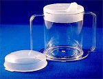 Independence Clear Mug with Two Handles