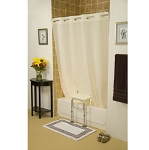 Bench Buddy Adapted Shower Curtain Simplicity