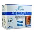 Gel Care Advanced Self-Adhesive Scar Therapy Sheets Box of 10 - Discontinued
