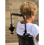 Wheelchair Push Bar Tall
