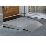 EZ-Access 12 inch TRANSITIONS Angled Entry Ramp