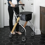 Let's Go Indoor Rollator by Stander