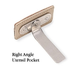 Right Angle Utensil Pocket