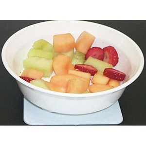 Freedom Dinnerware Snack Bowl with Suction Pad