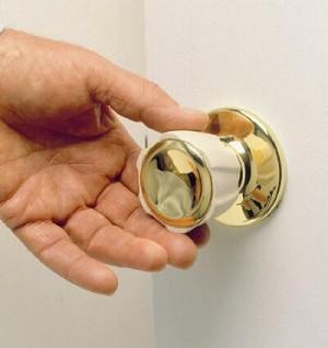 Enablers Door Knob Gripper By Apex Slip Free Easy To