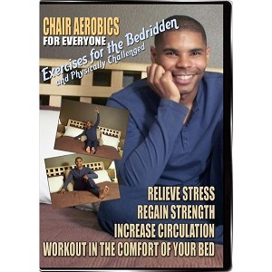 Bed Exercises Video by Chair Aerobics for Everyone