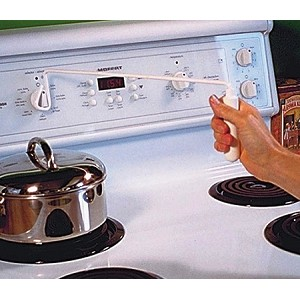 Comfort Grip Long Stove Knob Turning Aid