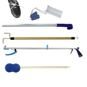 Basic Hip Kit with KE Deluxe Reacher