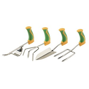 Peta Easi-Grip Garden Tools Set of 4