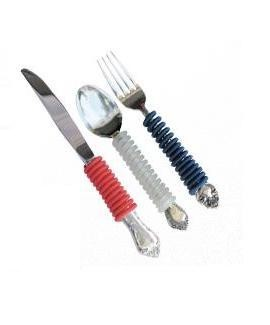 Grip-Easy Utensil Grip Enhancer - Discontinued