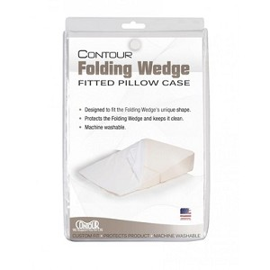 Contour Folding Wedge Pillow Case - Discontinued