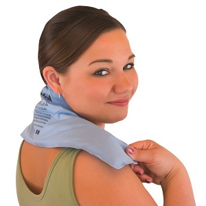 Soft Comfort Cervical Hot & Cold Pad