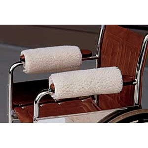Wheelchair Armrest Covers by Hermell