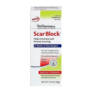 TriDerma Scar Block Gel