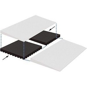 EZ-Access TRANSITIONS Modular Entry Mats Set of 2