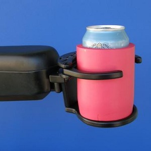 SnapIt! Adjustable Drink Holder MultiMount System