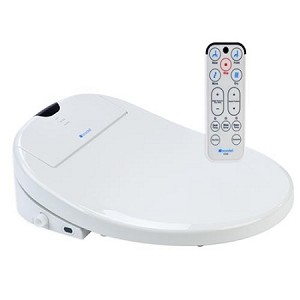 Brondell Swash 1000 Elongated Toilet Seat - Discontinued